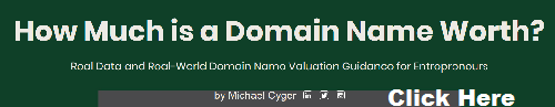 How Much is a Domain Worth